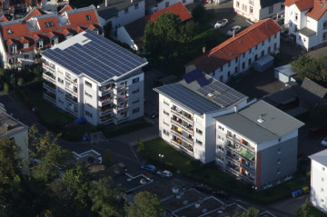 Solarstrom erzeugen, Solarenergie Modul, Solartechnik Frankfurt Main