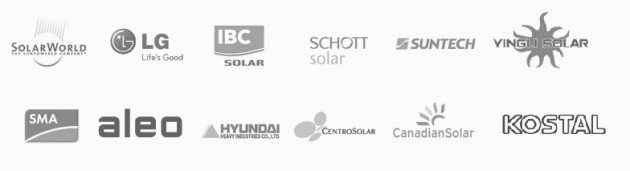 Solar World, Canadian Solar, AENDERS Partner